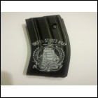 Navy Salty Dog Laser Etched 30 round 5.56 .223 Aluminum Magazine