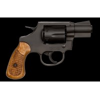 Armscor Rock Island RIA .38 Special Revolver M206 Parkerized with FREE Polymer Grip Set Layaway Available