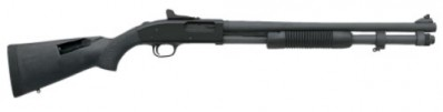 "Mossberg 590A1 LE 12ga 20"" 9 Shot GRS Speedfeed Stock Parkerized"