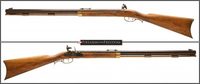 CVA FLINTLOCK RIFLE .50CAL