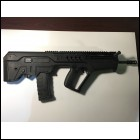 IWI Tavor SAR Left handed Black Bullpup rifle like new 200 rounds fired with extras