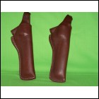 "2 Guide Gear Brown 6"" Holsters (K frame & N frame)"