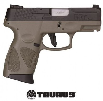 **NEW** Taurus G2C BLACK/ODG 9MM 12+1 2 Mags **NEW** (LIFETIME WARRANTY AVAILABLE & FREE LAYAWAY AVAILABLE) **NEW**