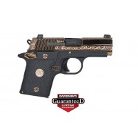 **NEW** Sig Sauer P938 Rose Gold 9MM 6+1 **NEW** (FREE LIFETIME WARRANTY & FREE LAYAWAY AVAILABLE) **NEW**