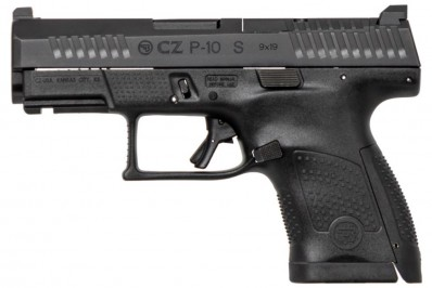 "FPA Close Out Sale!!!  **NEW** CZ-USA CZ P-10 S Sub Compact Pistol 9MM 10+1 2 Mags 3.5"" Barrel Black Polymer Frame IS**NEW** (LIFETIME WARRANTY AVAILABLE & FREE LAYAWAY AVAILABLE) 119152011 **NEW**"