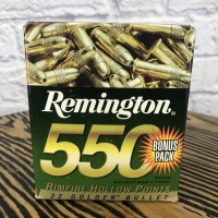 550 Rounds 22LR - Remington Golden Bullet
