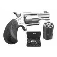 North American Arms (NAA) - Bug Out Box, Mini-Revolver, 22LR/Mag 1