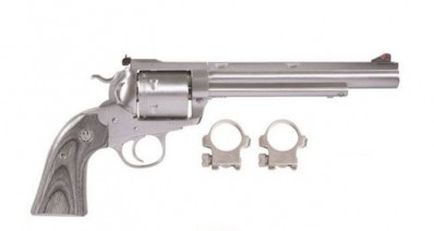 "**NEW** Ruger Super Blackhawk  6 Shot 44M Revolver 7.5"" Barrel With Scope Rings **NEW** (LIFETIME WARRANTY AVAILABLE & FREE LAYAWAY AVAILABLE) 11KS-47NHB11 **NEW**"