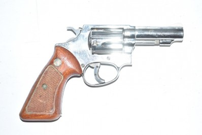 SMITH & WESSON MODEL 36 .38 SPL