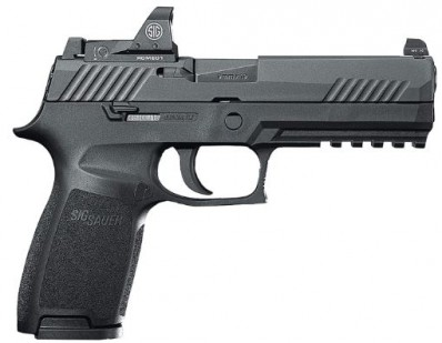 **NEW** Rare & Hard To Get & Back In Stock Sig Sauer P320 RX Romeo 1 Included 9MM 17+1 2 Mags **NEW** (FREE LIFETIME WARRANTY & FREE LAYAWAY AVAILABLE) **NEW**