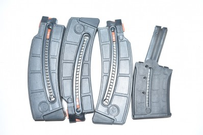 ASSORTED 22LR RIFLE MAGS
