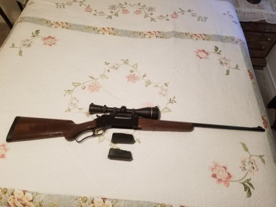 Browning blr 7mm mag