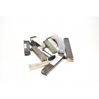ASSORTED CALIBER HANDGUN MAGAZINES-SOME HICAP