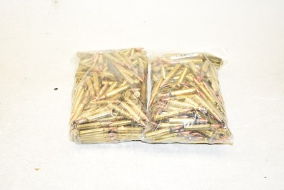ASSORTED 223 REM AMMO (TARGET AND HOLLOW POINT)