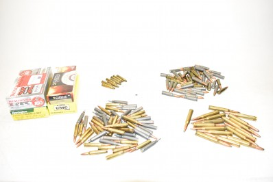 ASSORTED RIFLE AMMO