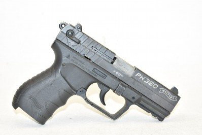 WALTHER PK380 .380ACP