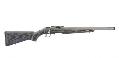 **NEW** Ruger American Rimfire Target Rifle .17HMR 9+1 Black Laminate With Alexander Henry Forend **NEW** (LIFETIME WARRANTY AVAILABLE & FREE LAYAWAY AVAILABLE) 11836911 **NEW**
