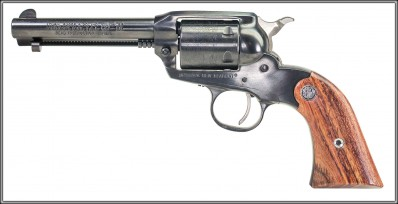 RUGER NEW BEARCAT [22 LR]