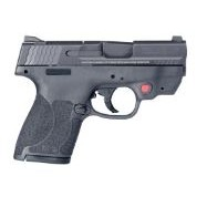 **NEW** Smith & Wesson 9MM M&P Shield M2 With Crimson Trace Red Laser 7+1 & 8+1 2 Mags With No Thumb Safety  **NEW** (LIFETIME WARRANTY AVAILABLE & FREE LAYAWAY AVAILABLE) **NEW**