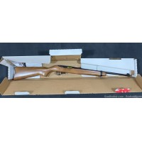 Ruger 10/22 Carbine 22 LR, NIB, Beautiful wood frame, 10rd mag, scope mount NATURAL WOOD CLASSIC. SHIPS IN 1DAY.