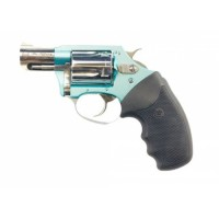 Charter Arms 53879 Undercover Blue Diamond Single/Double 38 Special 2 5 Black