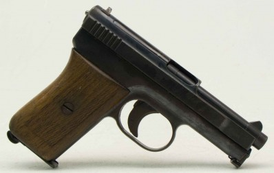 MAUSER POCKET PISTOL MODEL 1914