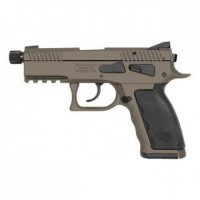 KRISS SPHINX SDP 9MM THRD COMP SAND DASA 15RD