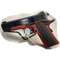 CLT LTWT COMMANDER 45ACP 80 SERIES ANODIZED RED