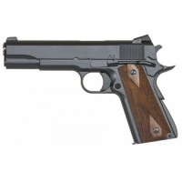 Dan Wesson 01946 1911 Single 45 ACP 5 8+1 Walnut Grip Blued