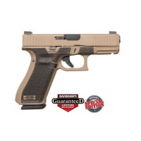 **NEW** Glock 45 9MM 17+1 3 Mags Apollo Custom Glock Dark Earth Cerakote  **NEW** (LIFETIME WARRANTY AVAILABLE & FREE LAYAWAY AVAILABLE) **NEW**