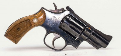 SMITH & WESSON MODEL 19 .357