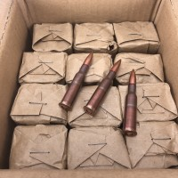 240 Rounds 7.62x54R Military Surplus