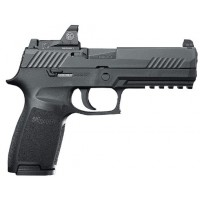 **NEW** Sig Sauer P320 RX Romeo One Included 9MM 17+1 2 Mags  **NEW** (FREE LIFETIME WARRANTY & FREE LAYAWAY AVAILABLE) **NEW**