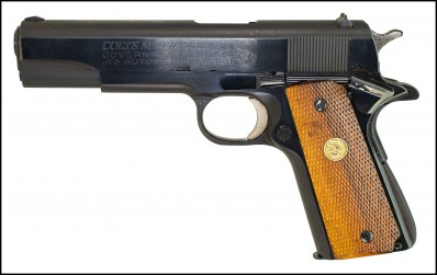 COLT GOVERNMENT MODEL MK IV