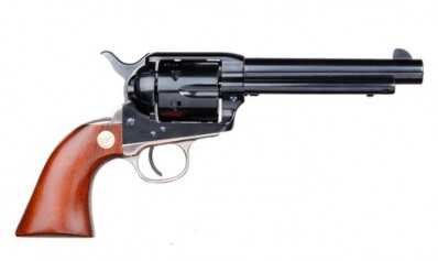 "FPA Close Out Sale!!!  **NEW** Cimarron ""Pistoleer"" 357-.38SP 5.5"" Barrel 6 Shot Walnut 1 Piece Grip Revolver IS**NEW** (LIFETIME WARRANTY AVAILABLE & FREE LAYAWAY AVAILABLE) **NEW**"