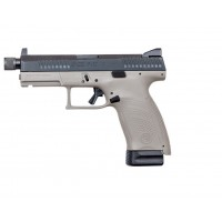 FPA Close Out Sale!!!  **NEW** CZ-USA CZ P-10 Compact 9MM 17+1 2 Mags Urban Gray Polycoat Threaded  IS**NEW** (LIFETIME WARRANTY AVAILABLE & FREE LAYAWAY AVAILABLE) 119152011 **NEW**