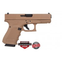 **NEW** Glock 19 9MM Gen 4 15+1 3 Mags Dav Dark Earth **NEW** (LIFETIME WARRANTY INCLUDED & FREE LAYAWAY AVAILABLE) **NEW**  11ACG-0082611