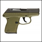 "KEL-TEC CNC P-3AT .380 ACP 2.7"" 6+1 Green/Black"