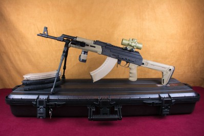 AK-47 SuperKit 7.62x39, Everything Included: Century Arms RAS47