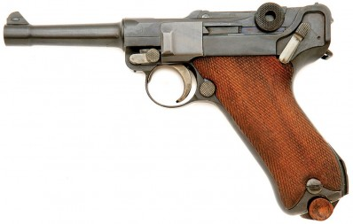 German Luger 1920 Commercial Model, 0.30 Luger