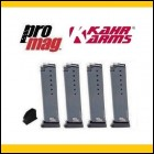 Kahr Arms Promag 10-Shot 9mm Magazines & Rangetray Mag Loader