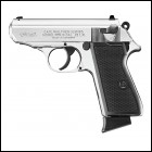 "Walther Arms PPK/S .22 LR 3.35"" 10+1 Black Synthetic"