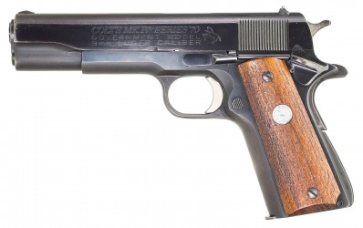 COLT MK IV/SERIES 70 GOVERNMENT MODEL