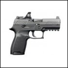 **NEW** Rare & Hard To Get & Back In Stock Sig Sauer P320C RX Romeo 1 Included 9MM 15+1 2 Mags **NEW** (FREE LIFETIME WARRANTY & FREE LAYAWAY AVAILABLE)