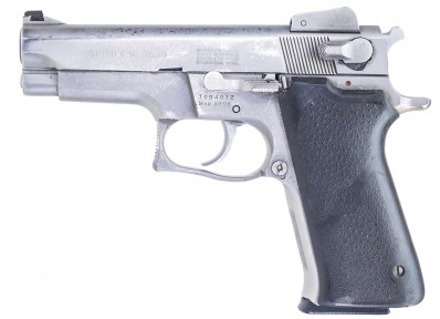 SMITH & WESSON MODEL 5906 9x19MM