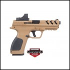 **NEW** EAA European American Armory MC28SA FDE Optic 9MM 15+1 **NEW** (LIFETIME WARRANTY AVAILABLE & FREE LAYAWAY AVAILABLE) **NEW**