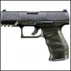 Walther PPQ M2 9MM OD Green 15+1 4in
