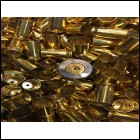500 x 45 ACP Once Fired Brass