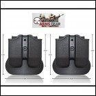 Ultimate Arms Gear 9mm .40S&W .357SIG Twin Mag Carriers