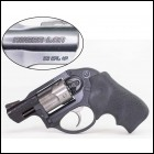 RUGER LCR – 38 SPECIAL